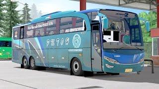 Euro Truck Simulator 2   Menguji Skill Driver Bus Lintas Sumatra PMTOH Di Jalur Tangkubanperahu