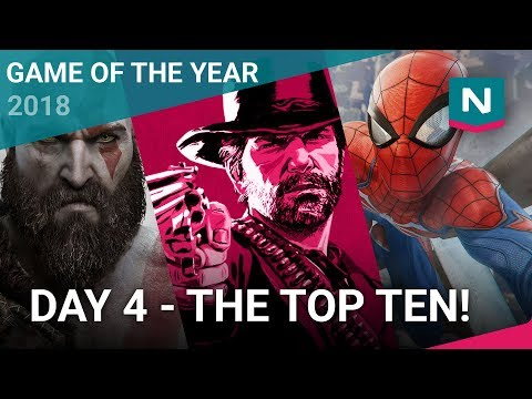 NGB's Game of the Year 2018 - Our Top Ten!