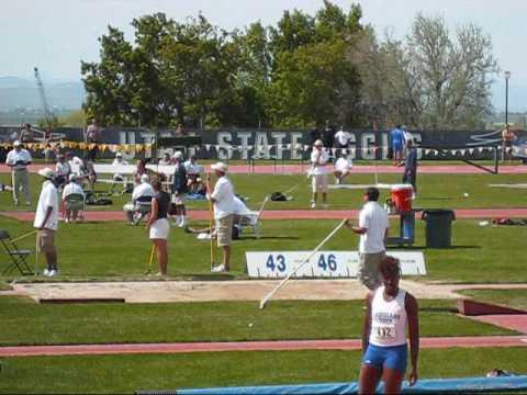 Dusty Ott @ WAC Championships 2009
