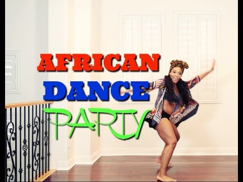 AFRICAN DANCE PARTY -Keaira LaShae