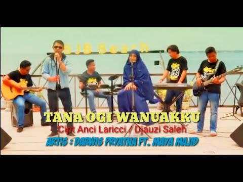Tana Ogi Wanuakku - Darwis Pryatna ft. Maya Majid (Kualitas HD)
