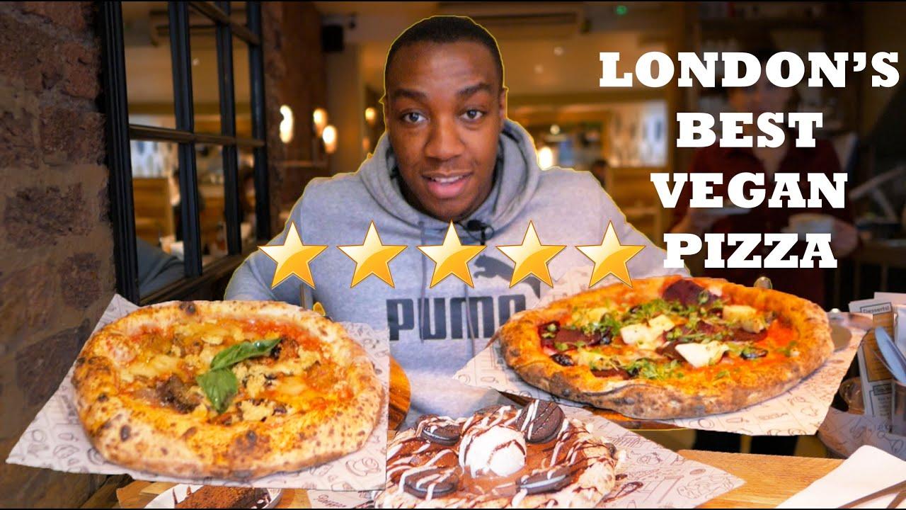 Londons Best Vegan Pizza Review