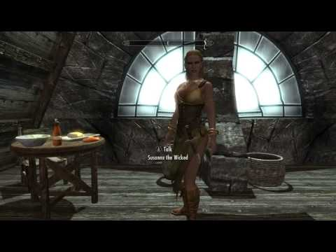 Skyrim Roguelike: This Is How Moofi Has to Does It
