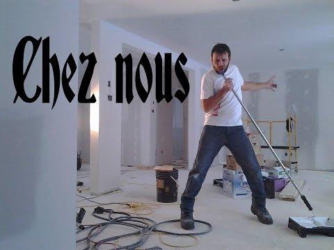 Chez nous Pascal Chabot Lac St Jean Bleuet My house