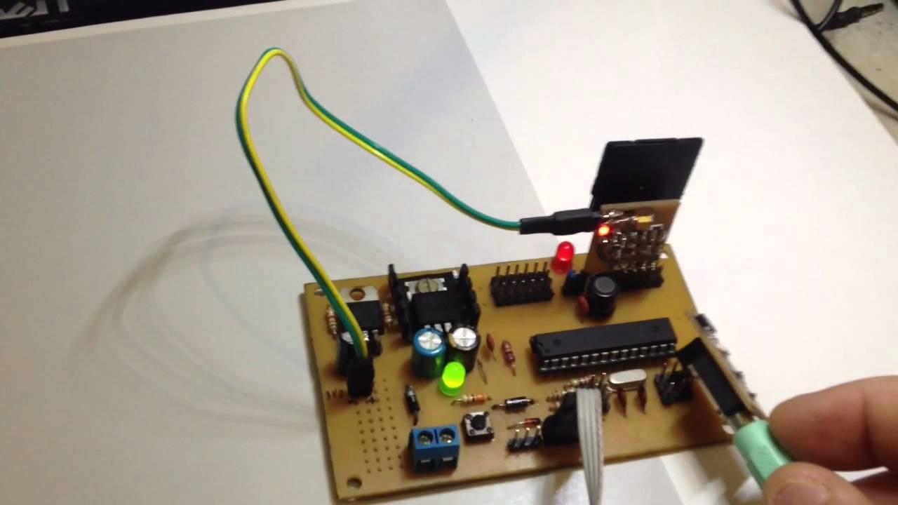 Arduino reproduzindo áudio à hz bits youtube