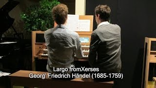 Largo from Xerxes G.F. Händel (1685-1759) Hauptwerkconcert Download