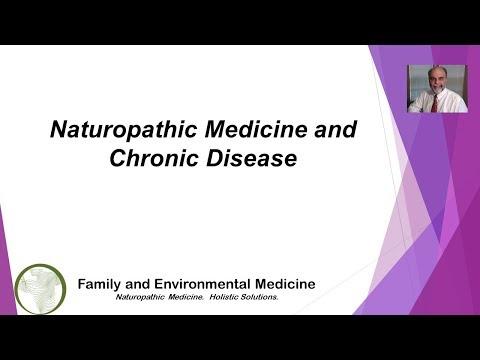 Naturopathic Doctors Treat Chronic Disease