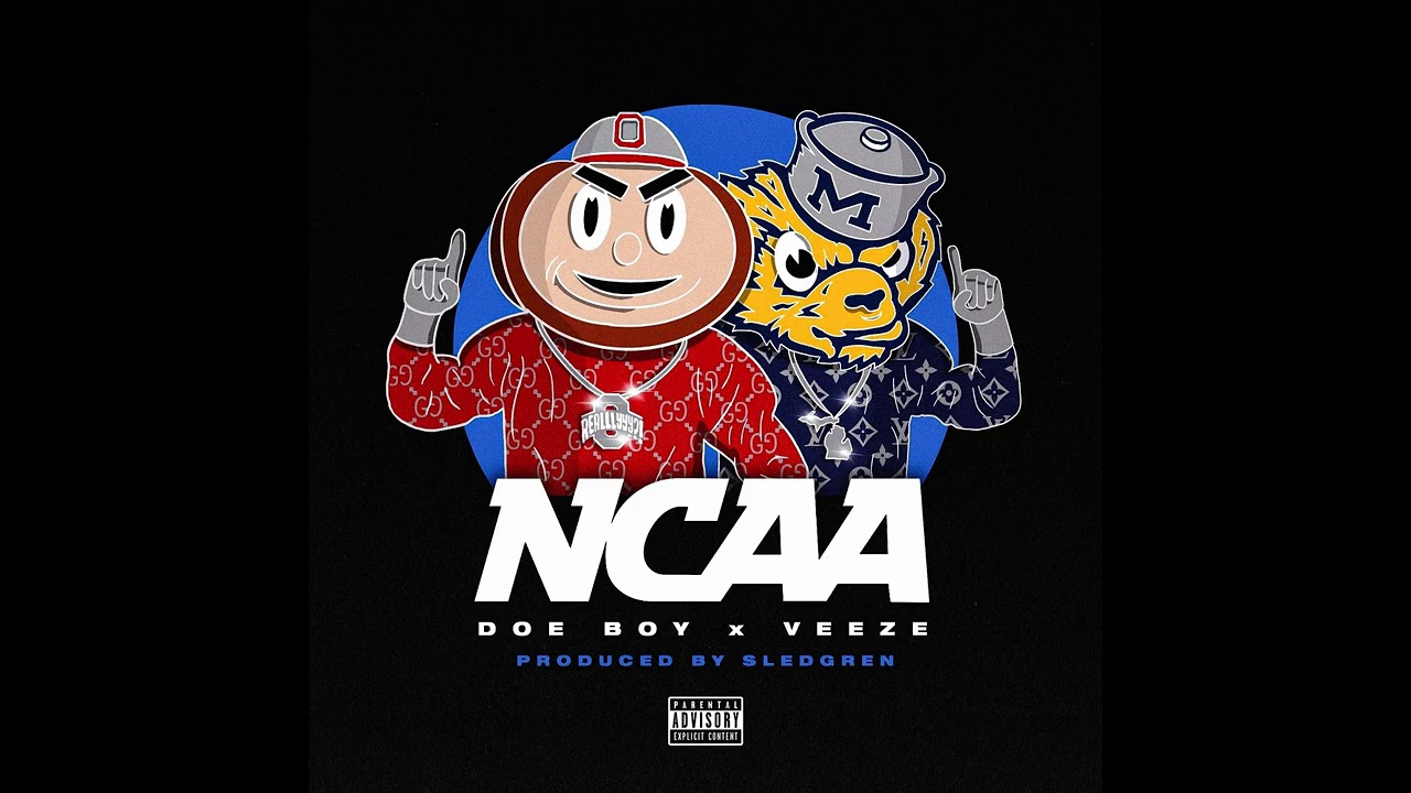 Doe Boy & Veeze - NCAA (Official Audio)