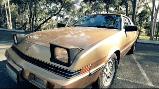 Mitsubishi Starion - Shannons Club TV - Episode 19
