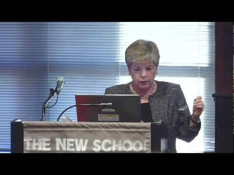 Time for Equality: Lecture by  Dr. Alicia Barcena | The New School