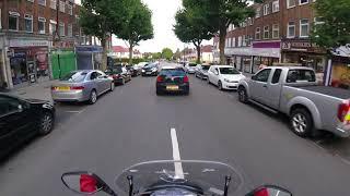 London-South Harrow, Greenford