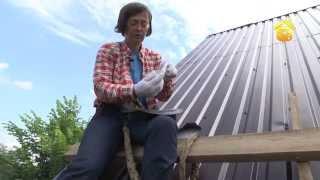 видео Вентиляция крыши: вывод и проход через кровлю