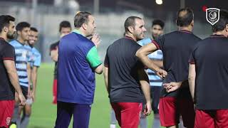 الدحيل يعود للتدريبات تحضيراً لمباراة السيلية في اللقاء المؤجل من الدوري