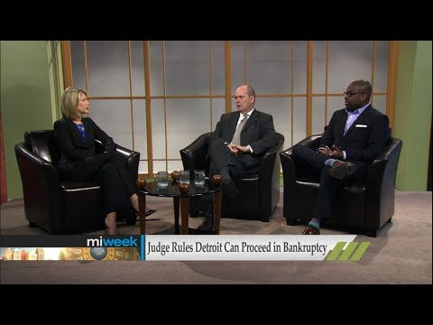 Detroit Bankruptcy Ruling | MiWeek Full Episode