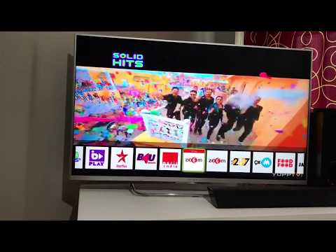 how to download apps on sony bravia smart tv