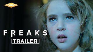FREAKS (2019) Official Trailer   Sci-fi Horror   Emile Hirsch, Grace Park, Bruce Dern