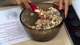 Tuna and Apple Salad Sandwiches