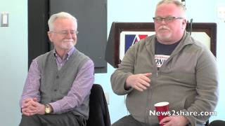 Exonerated Death Row Inmate Speaks Out