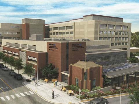 Tacoma General Hospital- New Emergency Departments (HD)