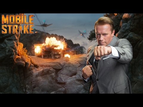 play Mobile Strike on pc & mac