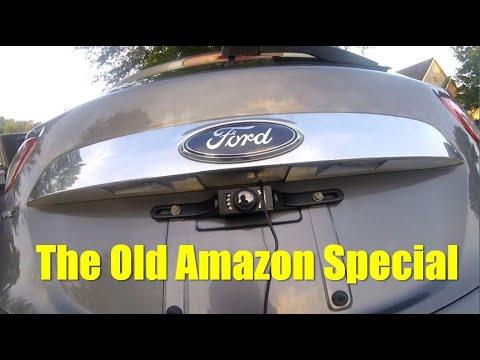 Ford Escape Backup Camera >> Installing Amazon Back Up Camera On 2013 Ford Escape Youtube