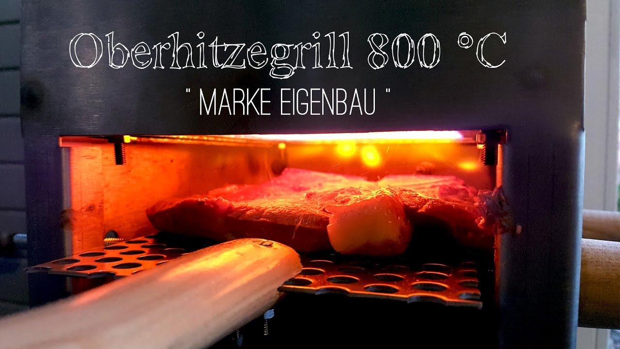 Aldi Gasgrill Grillsportverein : Oberhitzegrill 800 °c eigenbau beefer nachbau youtube