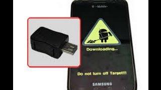 Como Fazer Jig Samsung modo Recovery Dowload