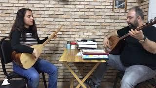 Gambar cover Deniz üstü köpürür  Sezin ile düet yaptık )