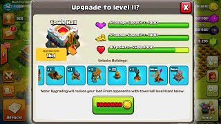 Clash of Clans - TOWN HALL 11 UPDATE PREPARATION! Clash of Clans New Update This Week!