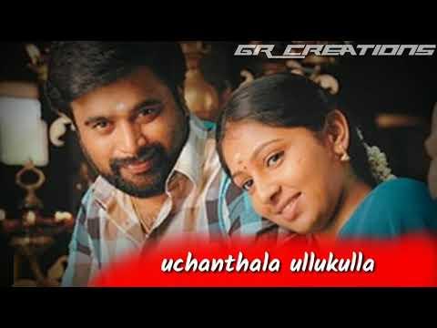 Tamil WhatsApp status lyrics    Nenjukulla Nenjukulla vachi iruka Asai song