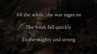 Infant Annihilator - The Battle of Yaldabaoth (Lyric Video)