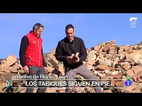 El embalse de Riaño en España Directo TVE