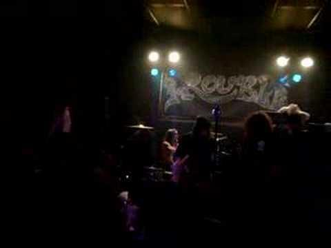 Trouble - Mr. White - Live  4/3/08