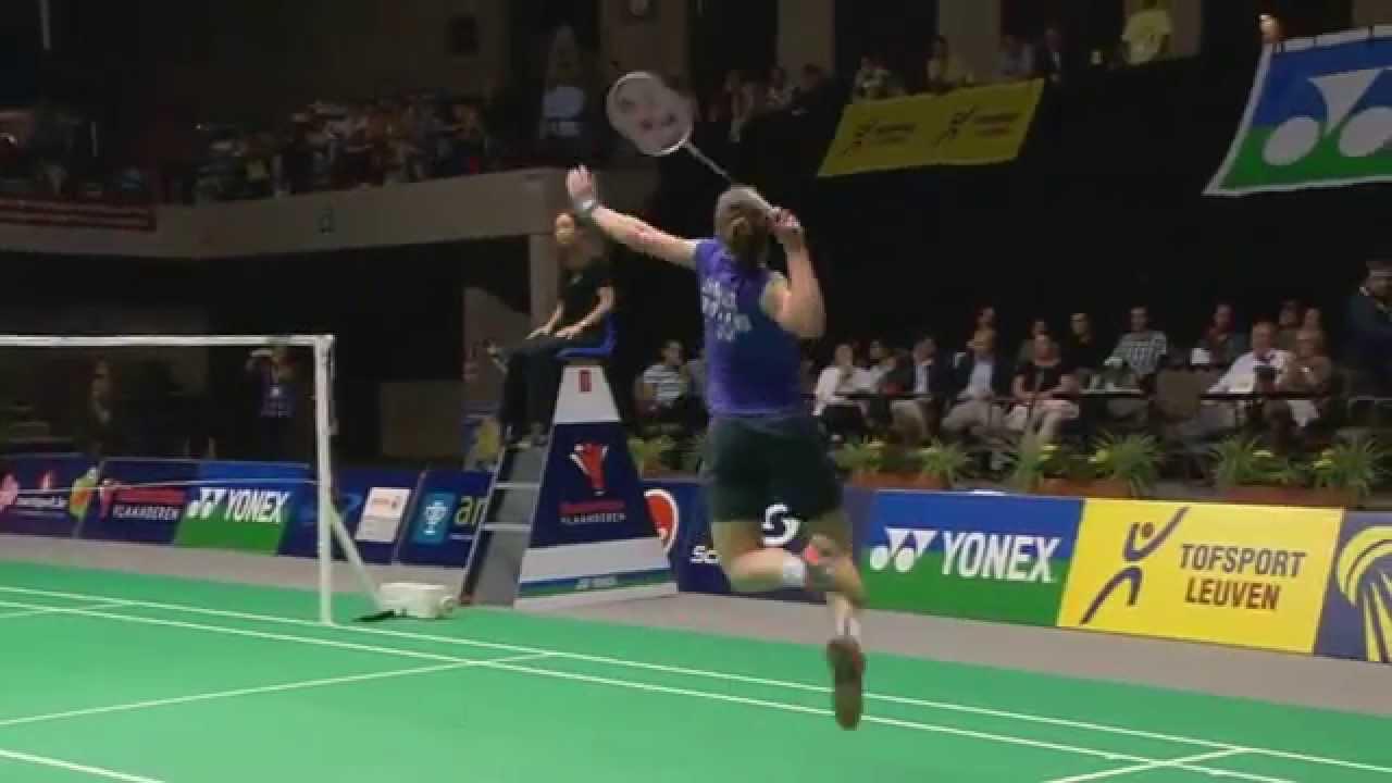 Goh Jin Wei vs Kirsty Gilmour WS Final 2015 Belgian