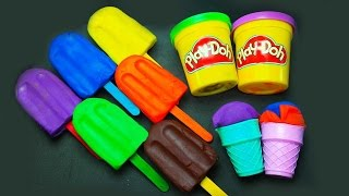 Play Doh Ice Cream Shop Cupcakes Playset Playdough Surprise And More