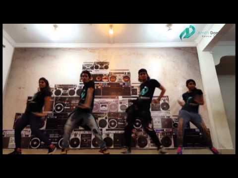 TATTOO DANCE ABCD2 -AMIT DANZKOOL STUDIO