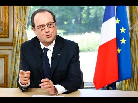 """François Hollande revient sur sa campagne de 2011 : """"J'ai parlé de changement, pas de rupture"""""""
