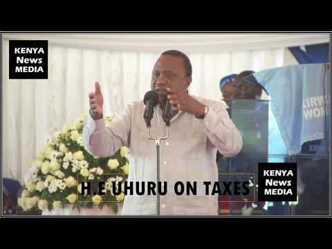 WHY PRESIDENT UHURU KENYATTA IS TAXING GAMBLING SECTOR