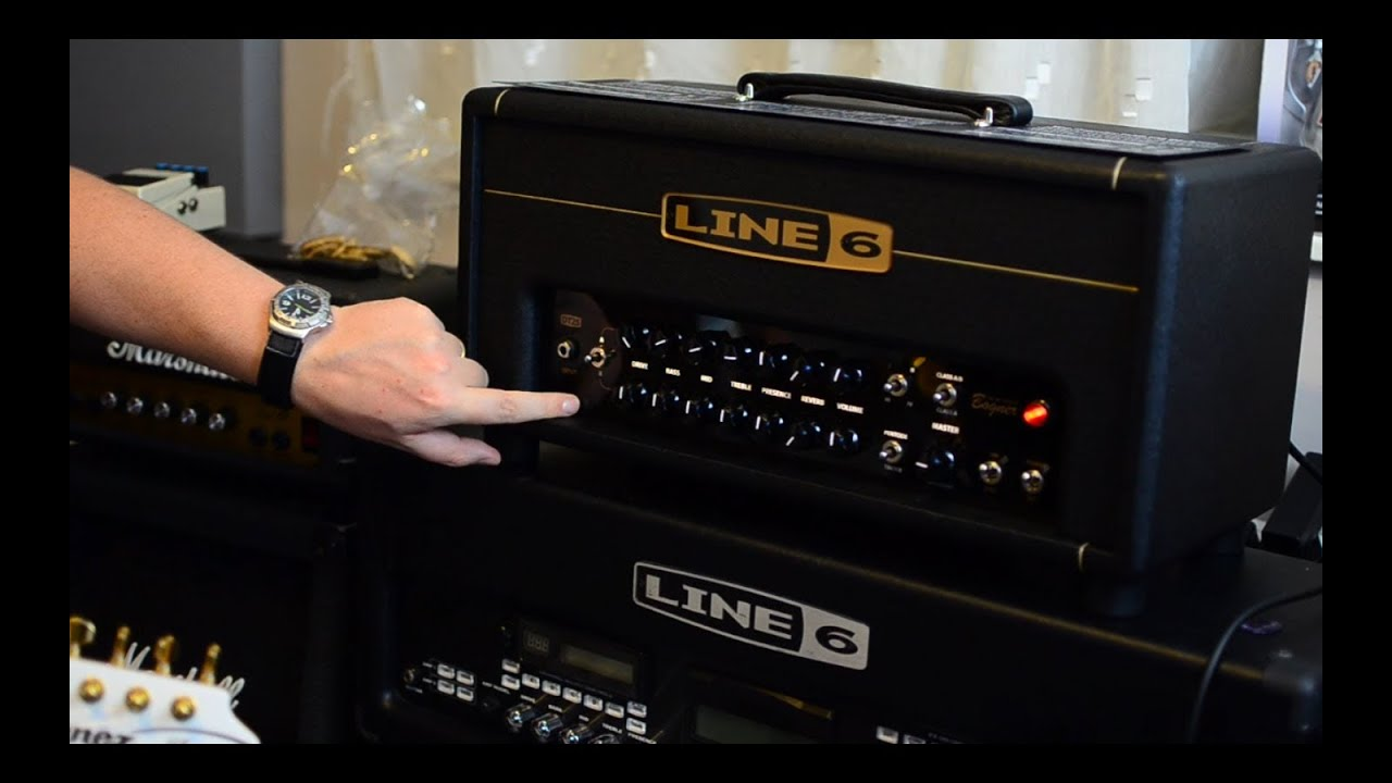 line 6 dt25 review all you need to know part 1 youtube rh youtube com Line 6 DT50 Half Stack line 6 dt50 112 manual