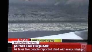 Massive 8.8 Magnitude Hit Japan. Stay Tune on Tsunami Warning, Check Description Below