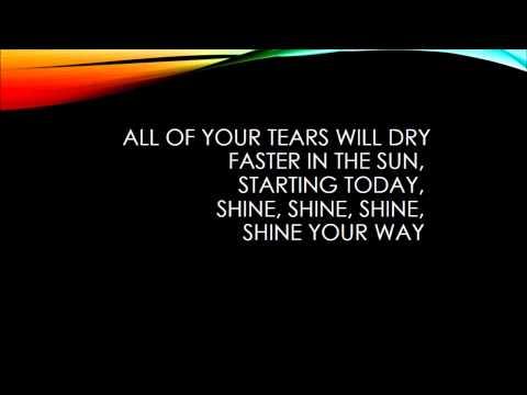 Shine Your Way - Owl City & Yuna (The Croods Soundtrack)(Lyrics)