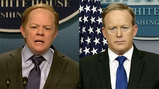 sean spicer responds to melissa mccarthy s snl performance