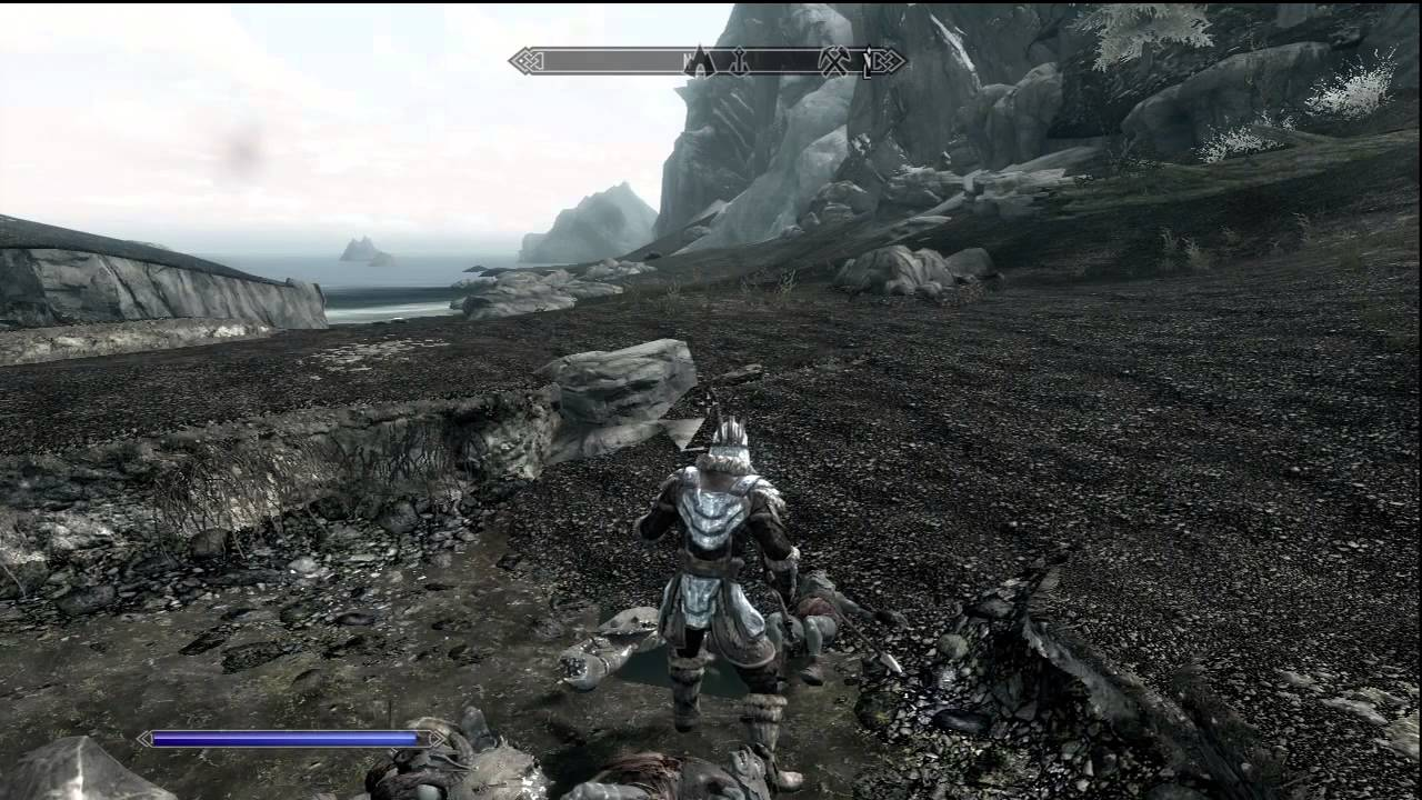 Skyrim Dragonborn Dlc How To Get Deathbrand Armorice Armor And Two