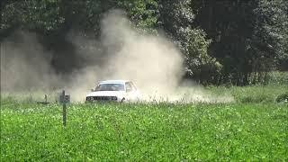 2. Perger Mühlstein Rallye 11.8.18     1+2