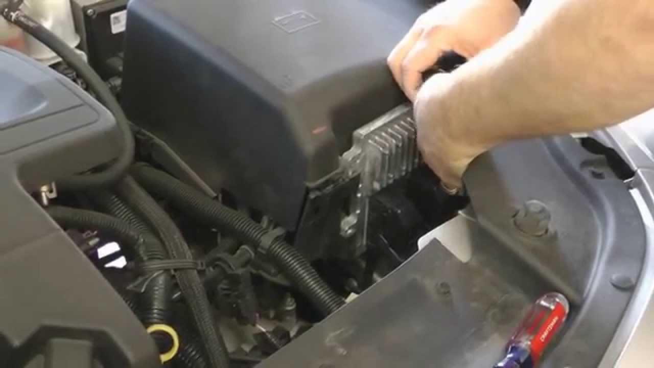 20072013 Chevrolet Malibu 24 liter JET Performance PC Module Install Stage 2  YouTube