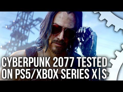 Cyberpunk 2077 PS5 vs Xbox Series X/ Series S - A Huge Improvement Over Last-Gen Consoles