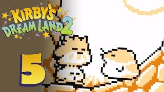 Kirby's Dream Land 2 - Great Hamster Challenge - Part 5
