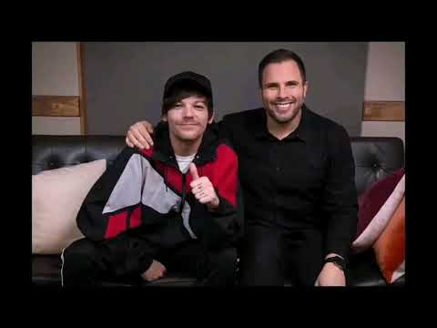 Dan Wootton Asking Louis About His Relationship With Harry And Coming Back