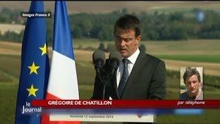 Commémorations du centenaire de la 1e bataille de la Marne