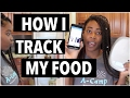 How I Track My Food Intake for Fast Weight Loss | MFP + Food Scale Demo